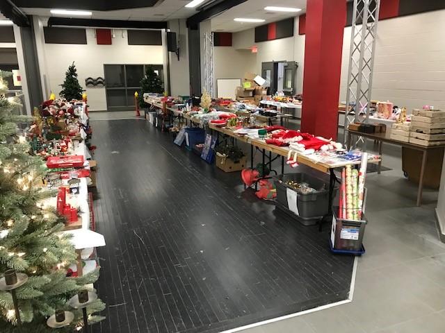 Marché de Noël -1